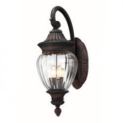 Saint Paul Wall Lamp Outdoor 2xE14 60W
