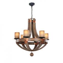 Olaf Pendant Lamp indoor 6xE27 60W