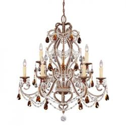 Louis XVI Pendant Lamp indoor 9xE14 60W