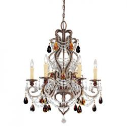 Louis XVI Pendant Lamp indoor 6xE14 60W