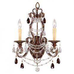 Louis XVI Wall Lamp indoor 2xE14 60W