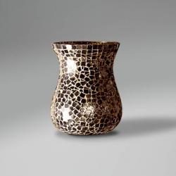 lampshade mosaic black