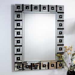 Nadal espejo rectangular Grande