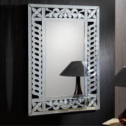 Toledo rectangular mirror