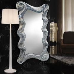 Gaudi mirror waves Silver
