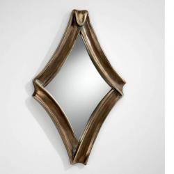 miroir Rombo Argent Antigua Petit