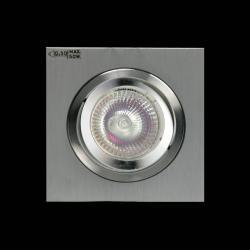 Luxor Empotrable 1L Aluminio
