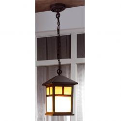 Tiffany Farol Pendant Lamp Hierro aged