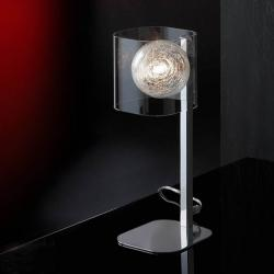 Eclipse Table Lamp G9 LED 6W bright chrome