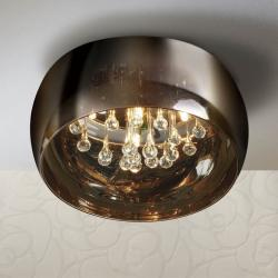 Argos ceiling lamp Small Ø40 LED 6W Chrome