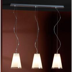 Glace Pendant Lamp 3L Regleta