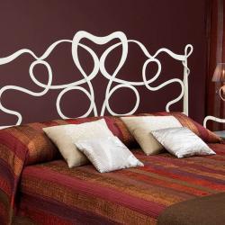 Venecia tête de lit 150cm blanc Patina