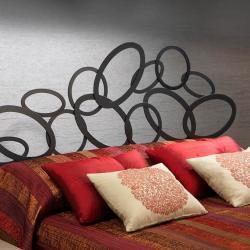 ovaleos tête de lit Noir 150cm