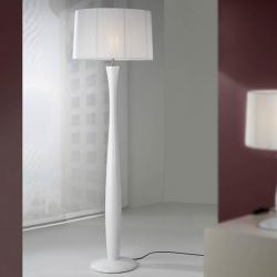 Lin lámpara of Floor Lamp 1L white