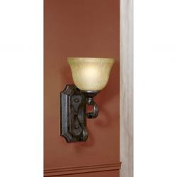 Selena Wall Lamp 1L metal Óxido