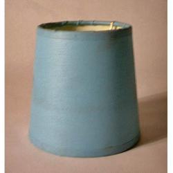 lampshade Blue 10cm