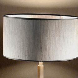 lampshade Tonos Silver 30cm