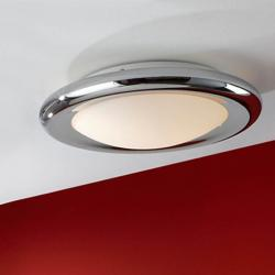 Saturno ceiling lamp ø37 E27 2x20W bright chrome