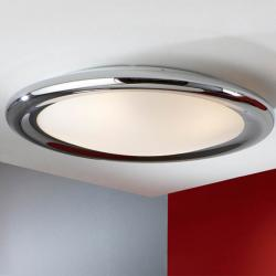 Saturno ceiling lamp ø58 E27 4x20W bright chrome