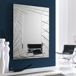 Fusión mirror rectangular 110x150