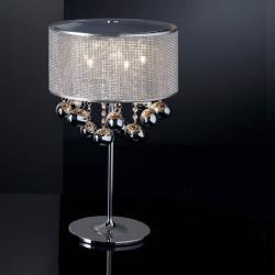Andromeda Lampe de table Petite 5xG9 42W Chrome