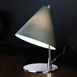Niebla Table Lamp 1L Grey