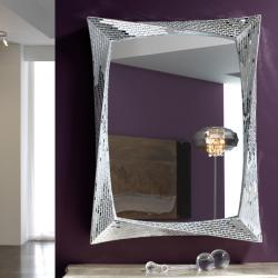 Deco Gaudi rectangular mirror