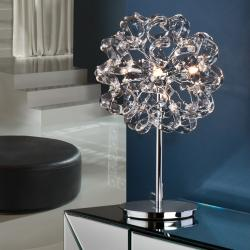Nova Table Lamp 3L Transparent