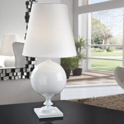 Deco Table Lamp GD Silver/Black