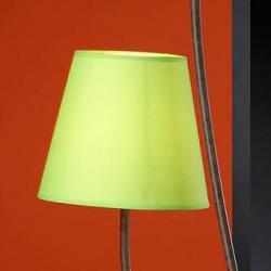 abat-jour pour lámpara de Lampadaire Salalma couleur Pistacho