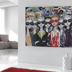 Be Cool Cuadro acrylique 120x150cm