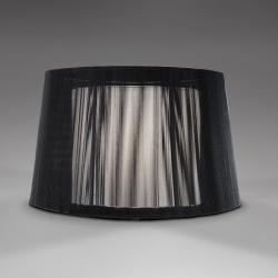 Accessory lampshade white /black