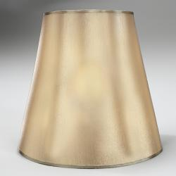 lampshade for lámpara of Floor Lamp Gold ø45x42