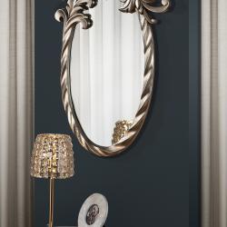 Venus espejo Ovalado