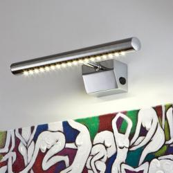 Wall Lamp LED for pictures 4.3W LED Chrome
