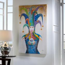 Arlequin Cuadro 90x140cm