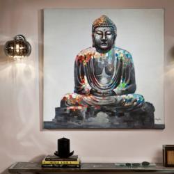 Buda Cuadro 100x100cm