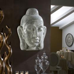 Buda Máscara mirror Silver