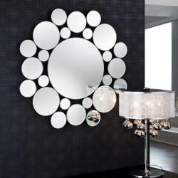 Leila miroir Ronde ø80