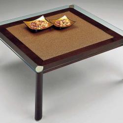 Loto mesa de centro Cuadrada wengue