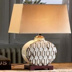Sarai Table Lamp of Ceramica