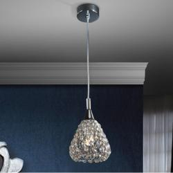 Sira Pendant Lamp G9 42W Chrome