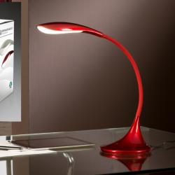 Swan Lampe de table LED 5.5W Rouge