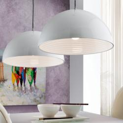 Tempo Lampe Pendelleuchte weiß 1L E27 LED 10W