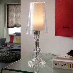 Wendy Sobremesa 1 E27 LED 5,5W Transparente