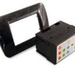 Centralita RGB a tastiera e mando a distancia