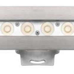 Strike LED 6 2W 24V DC 3000K 30° IP68