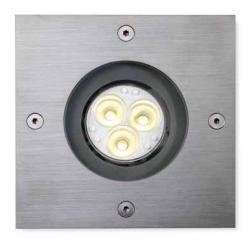 Nucleo LED 3x1W 2700K 30° IP67 quadrato