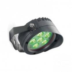 Rock LED 6 2W RGB 24V DC IP65