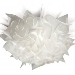 Veli Wall lamp/ceiling lamp 2xE27 20w white